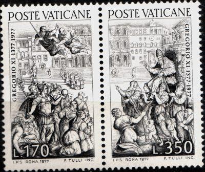 Ватикан. Мне 701-702 ** Апостолы