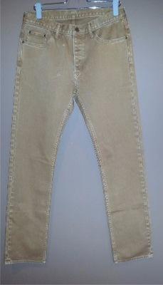 H&M Spodnie z diagonalu rozm. 32