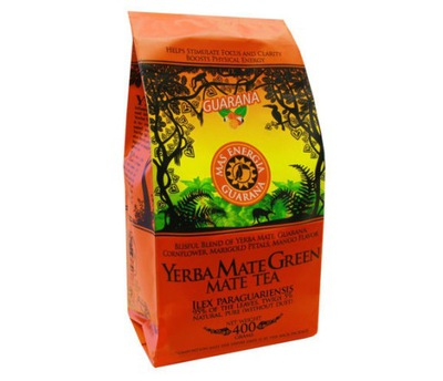 Yerba Mate green Mas Energia Guarana 400г