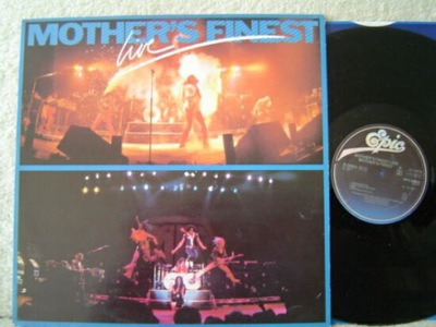 MOTHER`S FINEST  Live