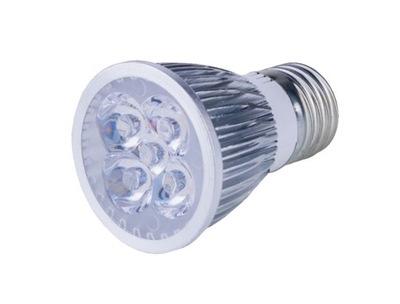 2x Żarówka LED E27 GROW 10W do uprawy roślin