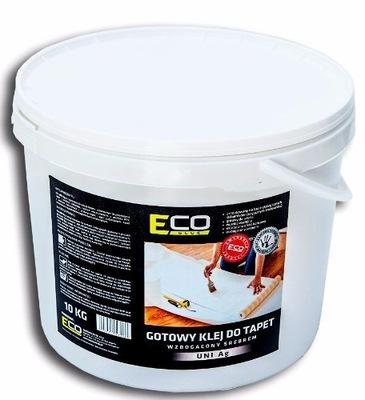Klej do tapet z włókna szklanego EcoGlue UNI Ag10k