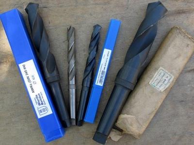 Wiertło do metalu NWKc 47,5 HSS BAILDON BHH DIN345