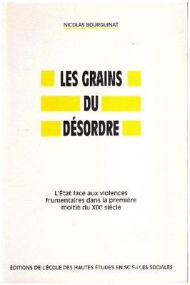 Les Grains Du Desordre OPIS NOWA Bourguinat franc
