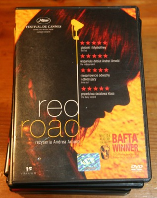 RED ROAD     DVD
