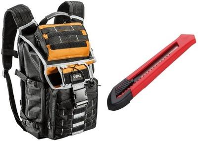 Batoh pre nástroj nástroj taška NEO + DOPRAVA zadarmo !
