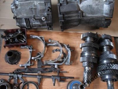 Skrzynia biegów BMW E91 325d 3,0d 2007r uszkodzona