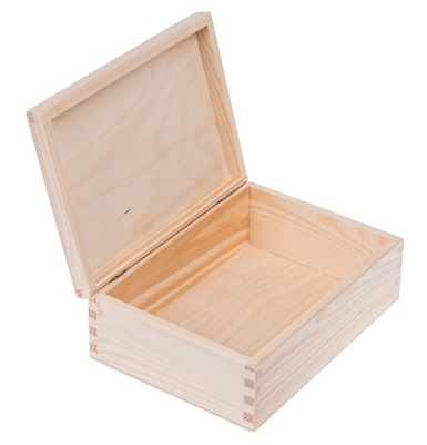 деревянные коробка 22x16cm декупаж +  !!!