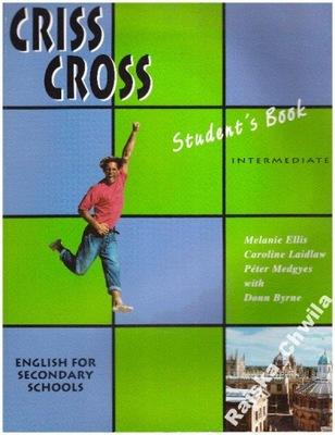 Criss Cross Intermediate Podręcznik NOWA angielski