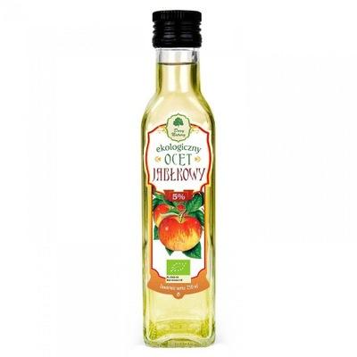 Ocet Jabłkowy 5% EKO 250ml DARY NATURY