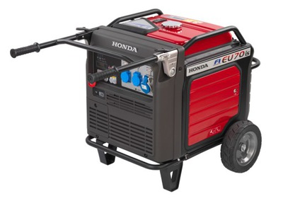 Benzínový generátor HONDA EU70iS AUTO