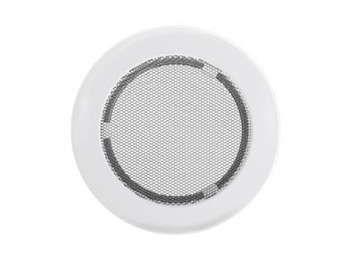MRIEŽKY OKRÚHLE BIELE FI 150 KOMÍNOVÝ ventilátor