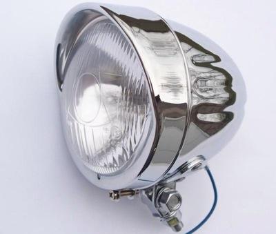 LAMPA PRZEDNIA LIGHTBARY Z DASZKIEM H3 - SUPER !!!