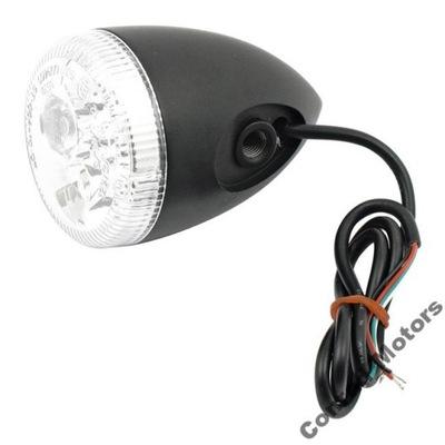 Kierunkowskazy lampa tył 3w1 Harley Softail Dyna