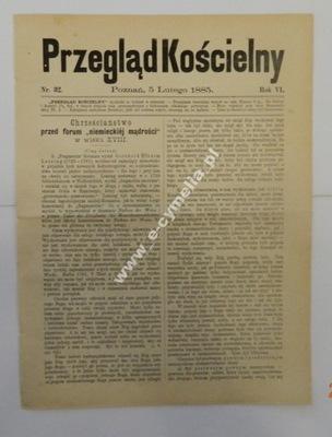 1885 Bp Borowski Długa Goślina Pniewy Miłosław