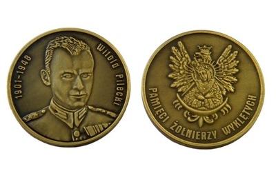 ВОССТАНИЕ АНТИКОММУНИСТИЧЕСКИЕ ВИТОЛЬД ПИЛЕЦКИЙ монета