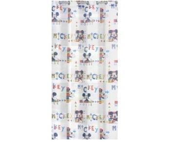 Záves do detskej izby - Záclona pripravená 140x245 Eurofirany pre deti MIKI