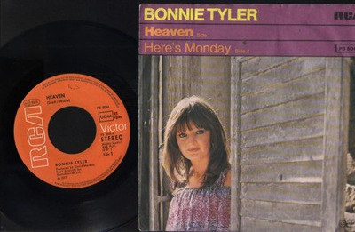 BONNIE TYLER - HEAVEN - HERE'S MONDAY