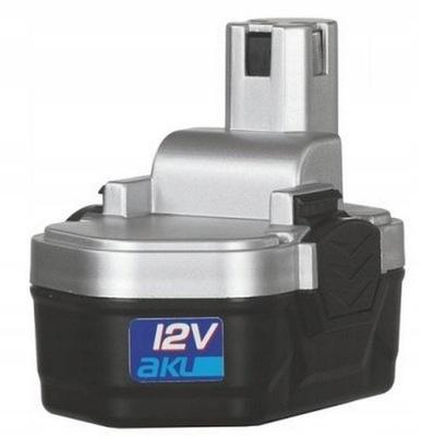 DEDRA batérie 12V skrutkovač DED7871B