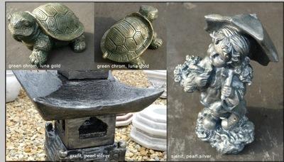 Záhradná dekorácia - výrobca SUNSET UNIVERSAL betónové kovové omietky