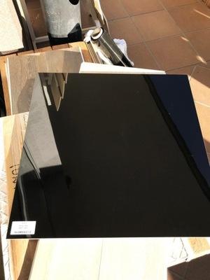 керамогранит супер Black Черный полировка 80x80 Ceramstic New