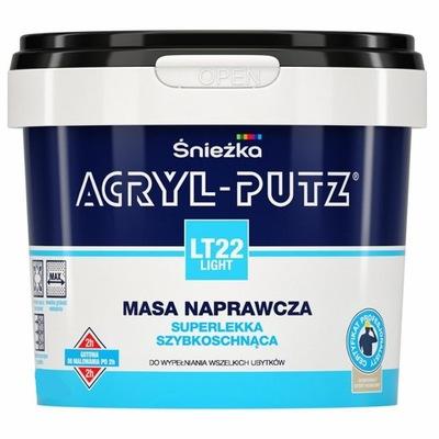 Масса ремонтный ACRYL-PUTZ LT 22 LIGHT, 750 мл