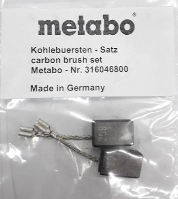 Uhlíky METABO KEFY V 8-100 8-115 8-125 Q 316046800