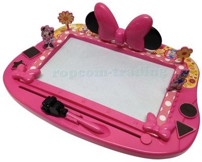 Magnetická tabuľka - Minnie Mouse Magnetická tabuľka 3D