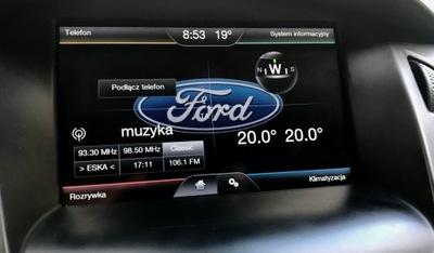 Ford Sync2 F7 Europe Maps 2018 2019 7978469344 Oficjalne