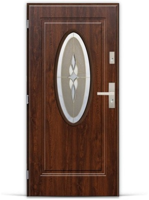 двери Внешние ИКАР LUX гр.55 STOLDREW
