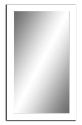 Zrkadlá (LED) ZRKADLO 50x40 RÁM 10 FARIEB 30 FORMÁTOV pozornosť