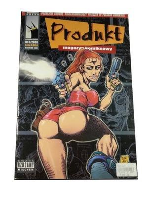 PRODUKT magazyn komiksowy nr. 3/2000