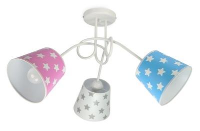 Stropné svietidlo luster deti stropné LED 262-3