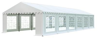Záhradný stan, predajný stan- Komerčná večera stánok stravovanie 6x12 m