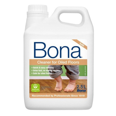 BONA Cleaner For Oiled Floors - 2 ,5 L -СУЛЕЮВЕК