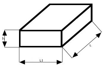 Płyta poliamid PA6-G 6x90x1000 mm