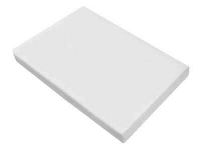List sateen 100% bavlna biela 240x260