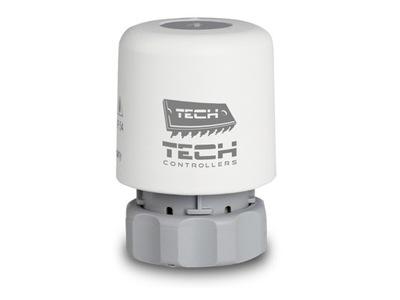 Podlahové vykurovanie - TECH STT-230/2 pohon pre rozdeľovač M30 x1,5