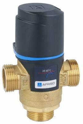 Termostatické zmiešavacie ventil ATM 343 DN15, G3/4