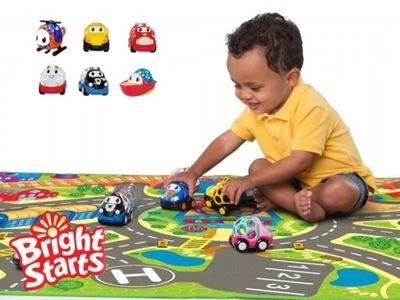 Sada hračiek - OBAL VYSOKÉ VOZIDLÁ VOZÍ AUTOMOBILOVÝ URBAN