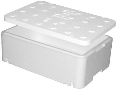 FB150 pudełko styropianowe Termobox - Fischbox 29L