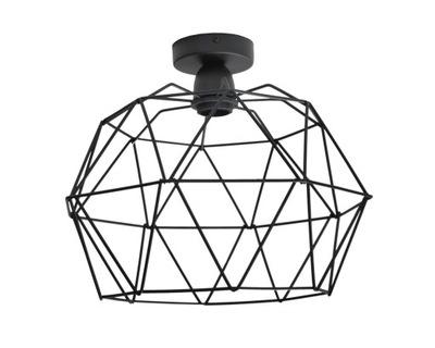 STROP PRÍVESOK LAMPY, stropné lampy RETRO LOFT 3 farby