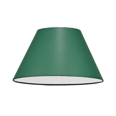 Svietidlo - tienidlo - Zielony abażur do lampy kinkietu 3S 12/25 wys15