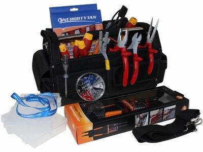 Sada nástrojov - NÁSTROJ NA NÁSTROJE MONTERSKA BAG ENERGOTYTAN 18
