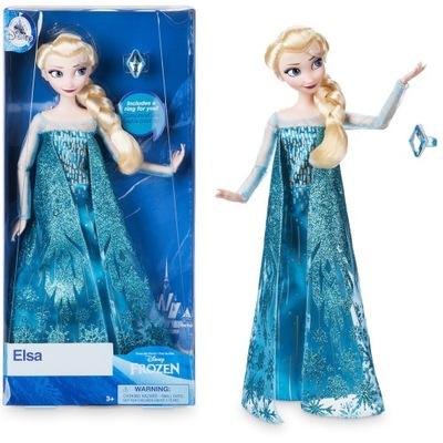 Elsa Mrazené krajinu ľadu 2018 Disney Krúžok 24 hodín