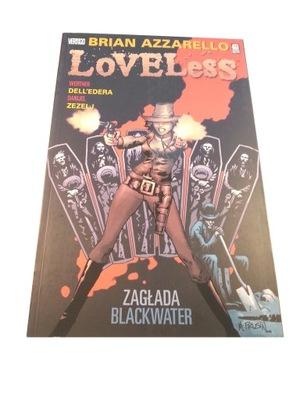 LOVELESS ZAGŁADA BLACKWATER cz. 3 - I wydanie