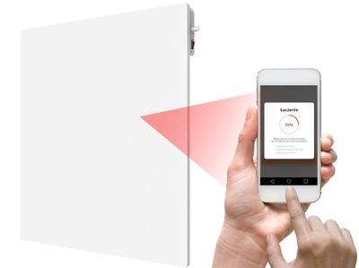 APP WiFi IČ Panel infračervené kúrenie KRONOS 450 W