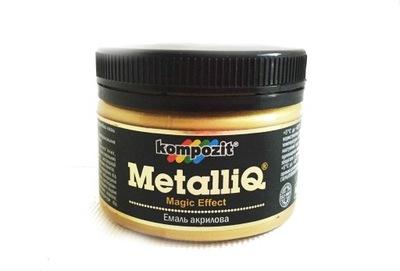 Farba akrylowa do kamienia METALLIQ Kompozit 0,1kg