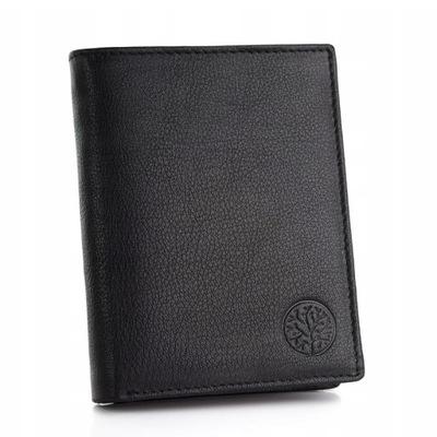 01da6cec1d9fa Skórzany portfel męski BETLEWSKI skóra naturalna 7026016798 - Allegro.pl