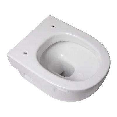 WC misa - Závesná toaletná misa, WC sedátko, MERIDIAN N mini, ROCA
